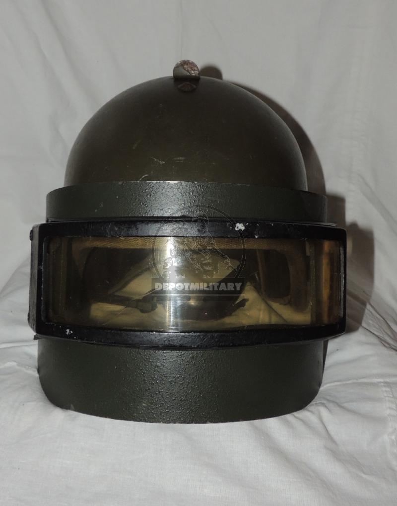 K6-3 armor helmet early type - DEPOTMILITARY COM